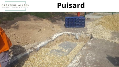 Puisard CUB Gironde -Terrassement 33