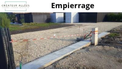 Empierrage Bordeaux Terrassement 33
