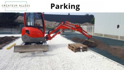Parking Bordeaux Terrassement 33